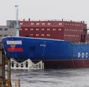 Quebla-gelo nuclear Ural