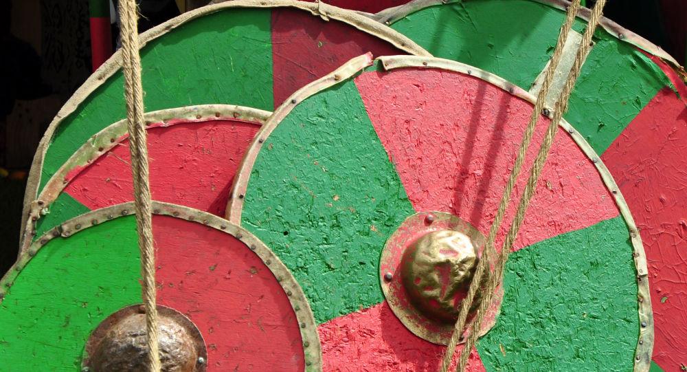 Escudos (imagem referencial)