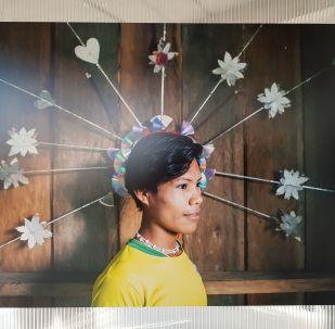 Imagem da exposição Amazonas, Moscou, 6 de junho de 2019