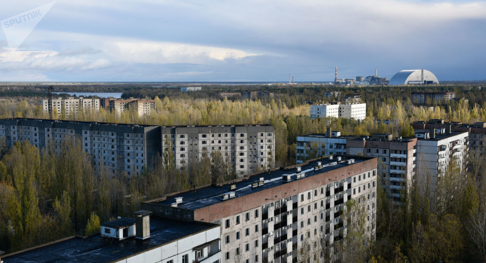 Vista de Pripyat