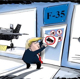 Barrando arma russa do jeito americano