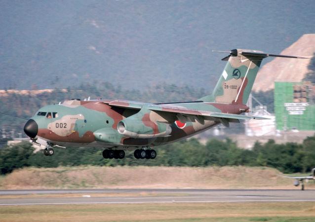 Kawasaki C-1 da Força Aérea de Autodefesa do Japão (imagem referencial)