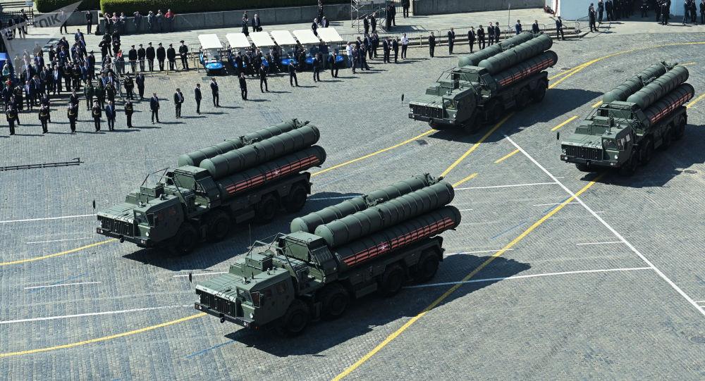 Sistemas S-400