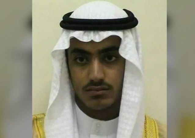 Hamza bin Laden, filho e herdeiro de Osama bin Laden