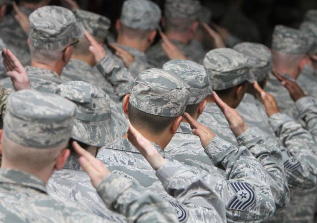 Militares dos EUA (foto de arquivo)