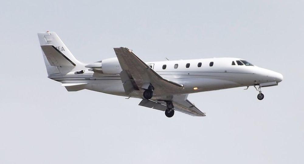 Cessna 560XL Citation (imagem referencial)
