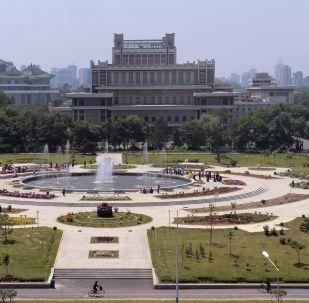 A capital norte-coreana, Pyongyang (imagem ilustrativa)