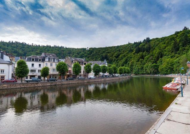 Bouillon, cidade da região da Valônia, Bélgica