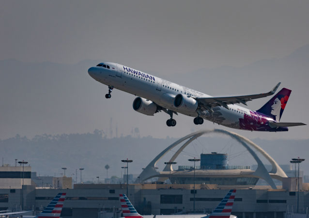 Airbus A321 da Hawaiian Airlines