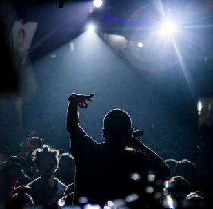 Show de rap (imagem referencial).