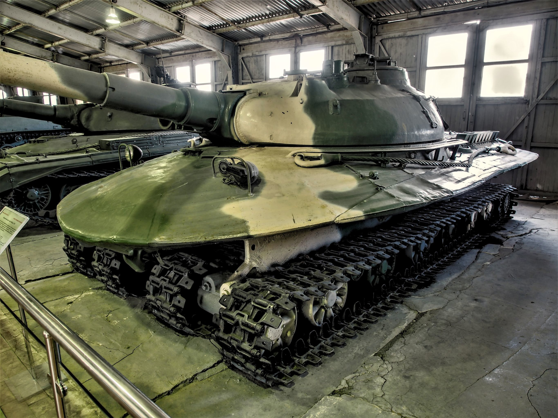 Tanque soviético Objecto 279