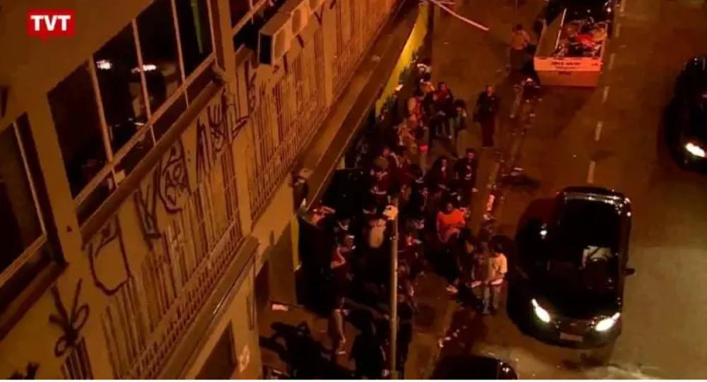 Bar de refugiados palestinos em São Paulo, Al Janiah, foi alvo de ataque.