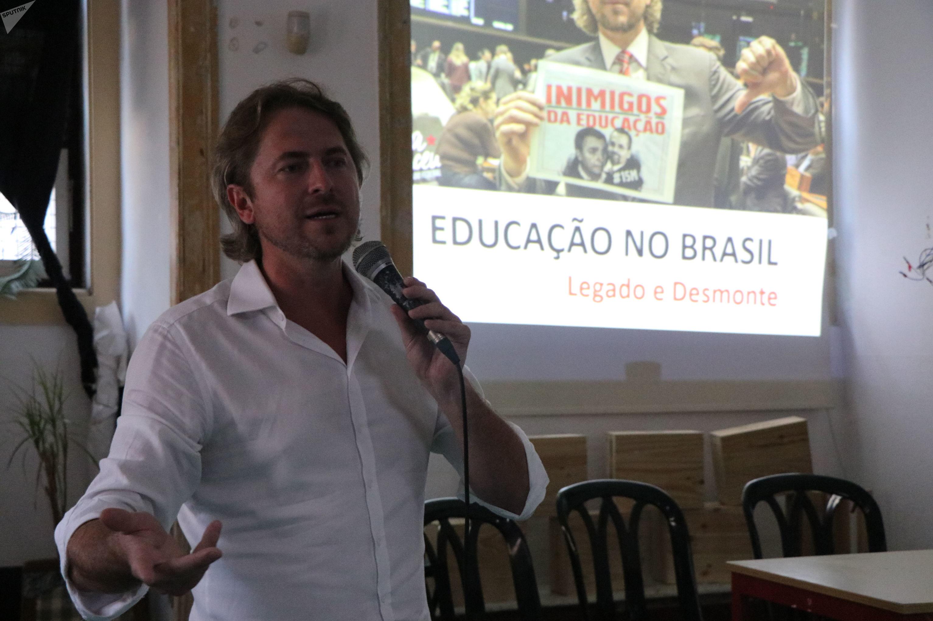 Zeca Dirceu em Lisboa