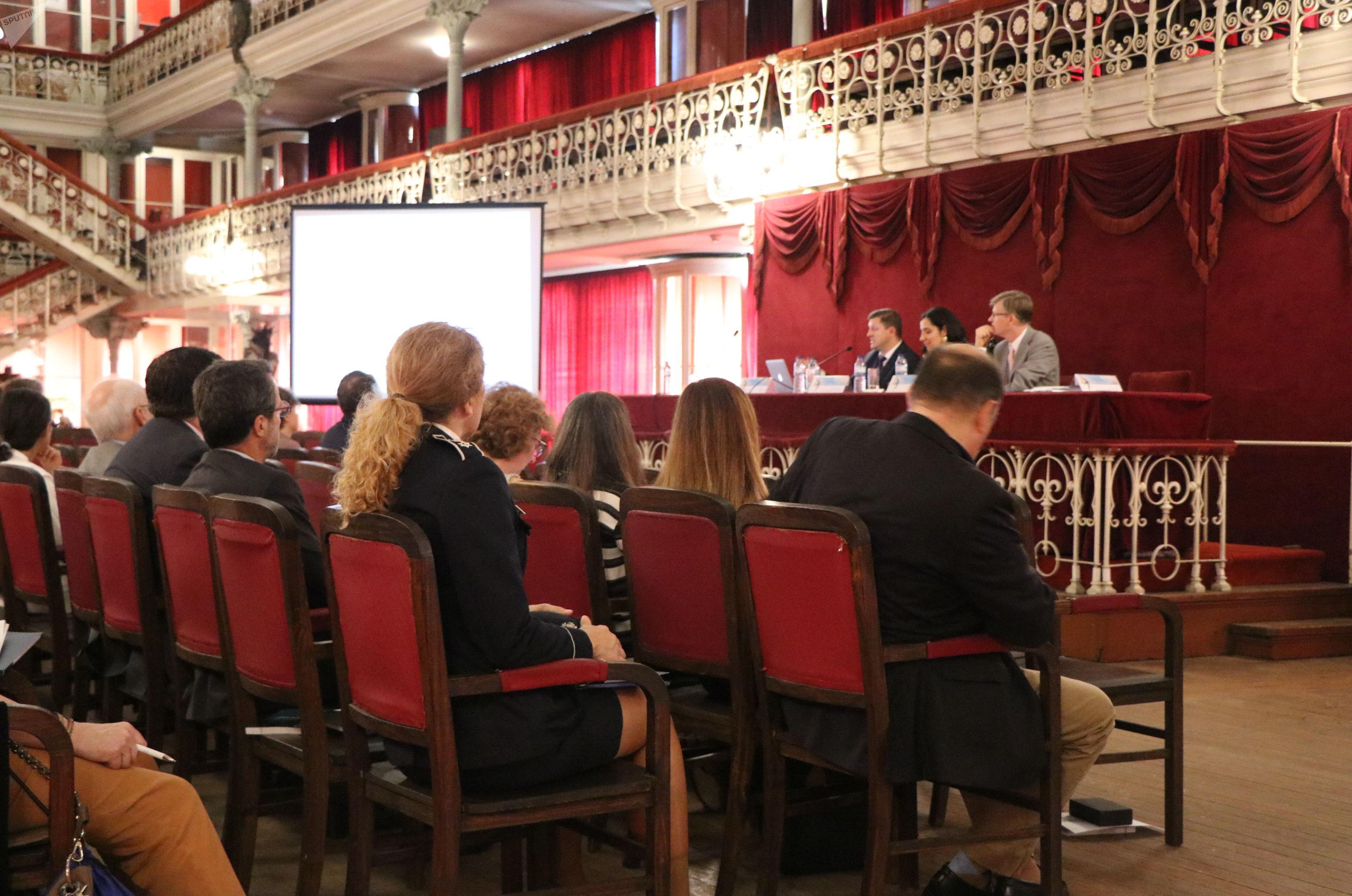 Conferência REM 2019, Lisboa, 18 de setembro
