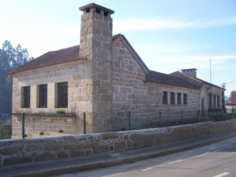 Escola Cantina Salazar, prédio que vai receber o Centro Interpretativo do Estado Novo