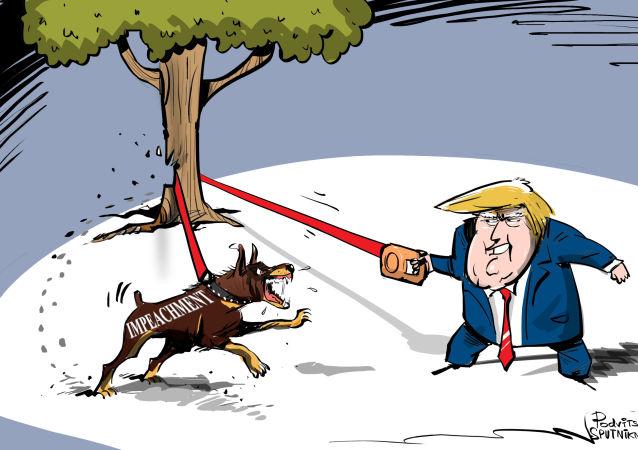 Tomando as rédeas do impeachment