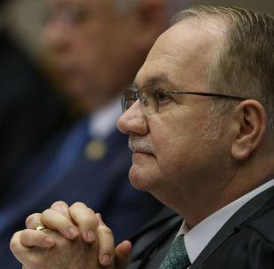 Edson Fachin, ministro do Supremo Tribunal Federal