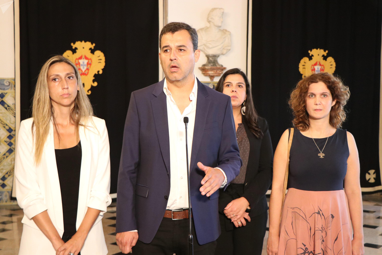 André Lourenço e Silva, deputado do partido PAN