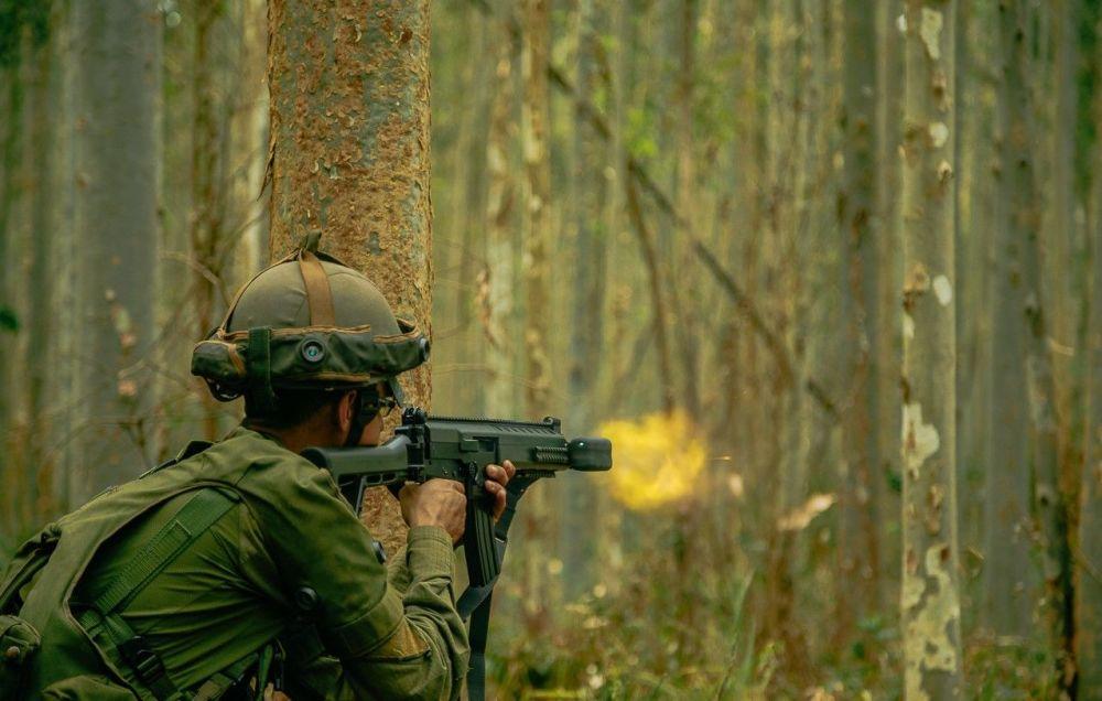 O exercício foi executado pela 15ª Brigada de Infantaria Mecanizada.