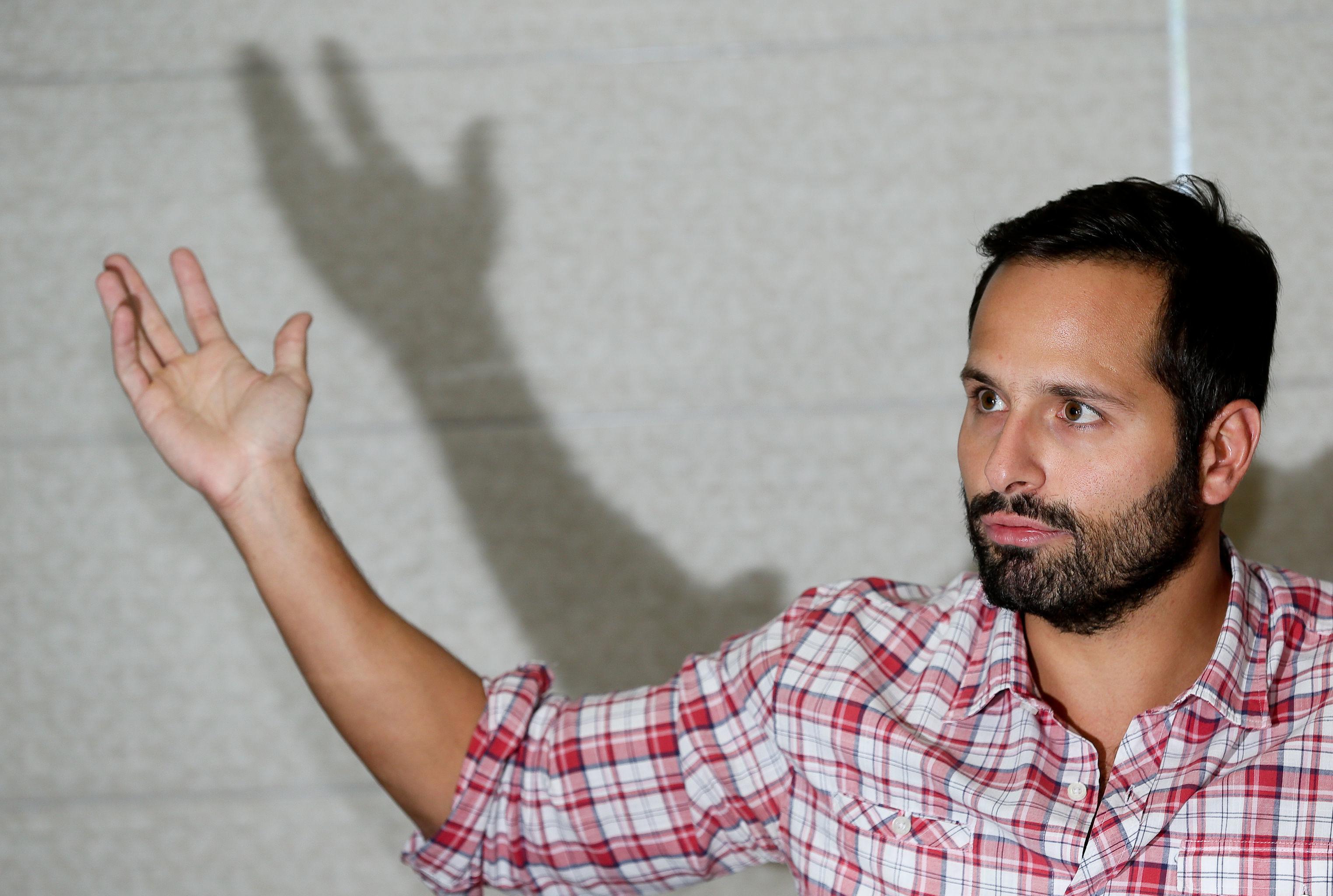 O deputado federal Marcelo Calero, do Cidadania, quer tornar a prática de censura um crime