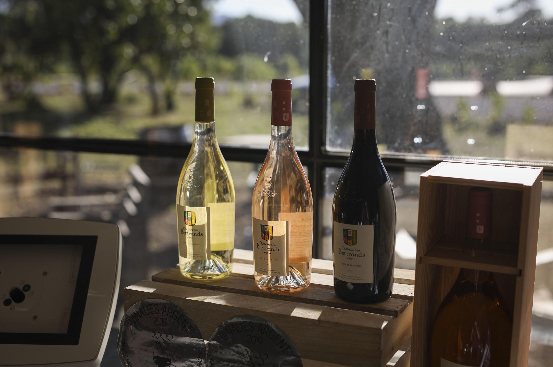 A indústria de vinhos franceses lida com o impacto de tarifas impostas pelo governo norte-americano, em Outubro de 2019