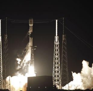 Lançamento de satélite da SpaceX
