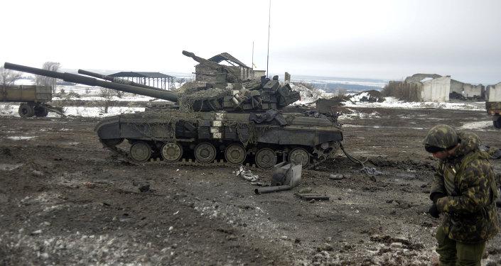 Debaltsevo, Donetsk