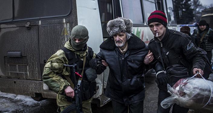 Kiev aceita a proposta de Donetsk para cessar-fogo em Debaltsevo