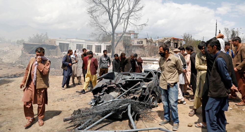 Talibã recomeça ataques em meio à retirada das tropas dos EUA