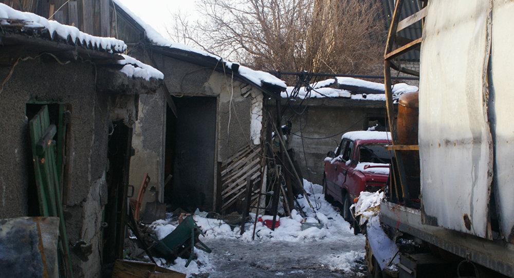 Donetsk está em ruínas após bombardeios
