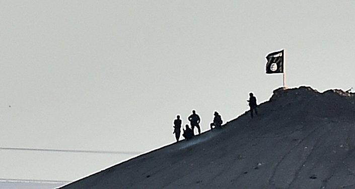 Militantes do Estado Islâmico na Síria
