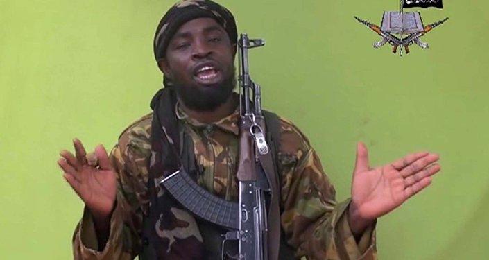 O líder do Boko Haram, Abubakar Shekau