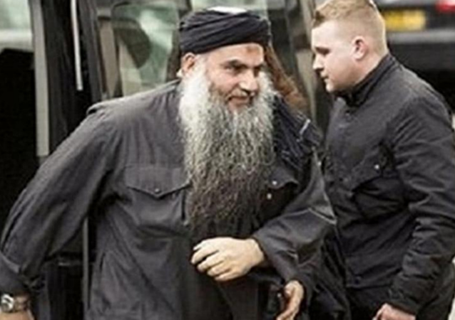 Abdul Rahman Mustafa Mohammed, vice-líder do Estado Islâmico.