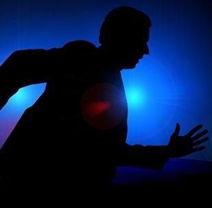Um espião, imagem referencial