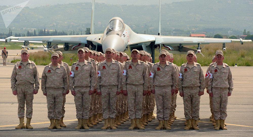 Rússia inicia a formação de grupo militar permanente em bases localizadas na Síria