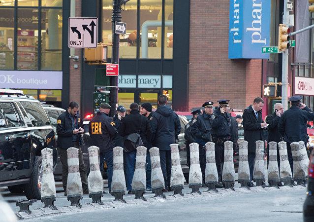 Tentativa de atentado terrorista em terminal de ônibus, em Nova York, em 11 de dezembro de 2017