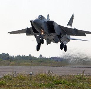 Caça russo MiG-31