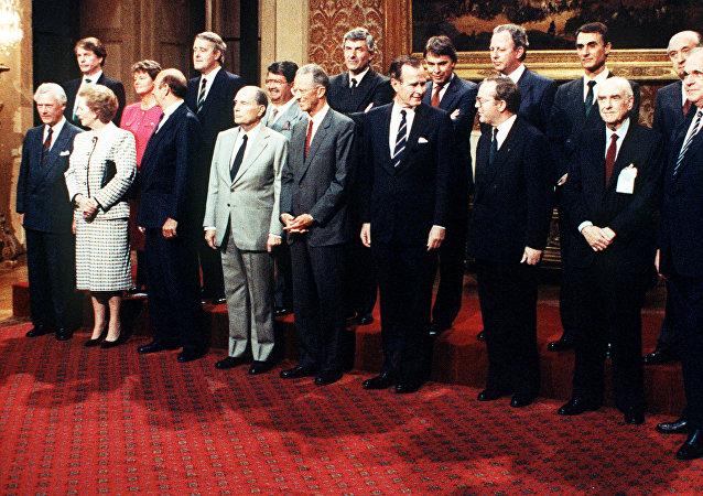 Cúpula da OTAN, 29 de maio de 1989