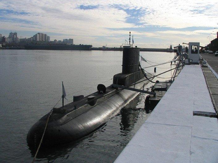 Submarino ARA Salta, da Marinha Argentina