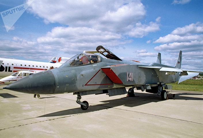 Caça Yak-41