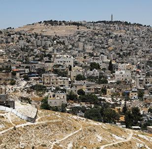 Jerusalém Oriental, território disputado por Israel e Palestina