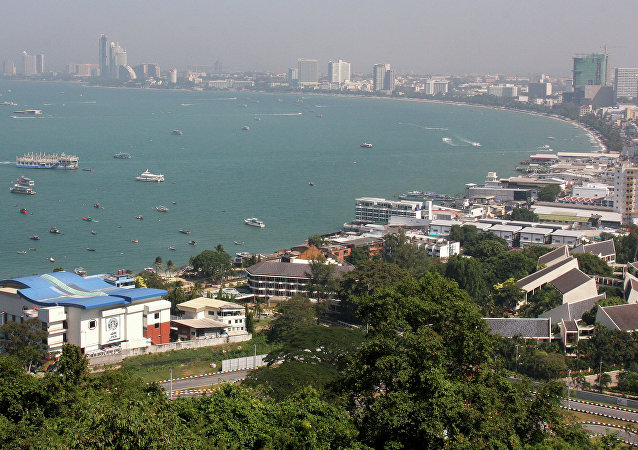 Vista de Tailândia