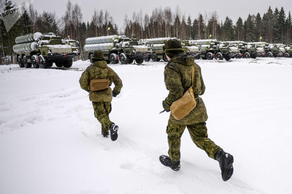 Após a escalada nas relações russo-ucranianas, o sistema também foi instalado na península da Crimeia