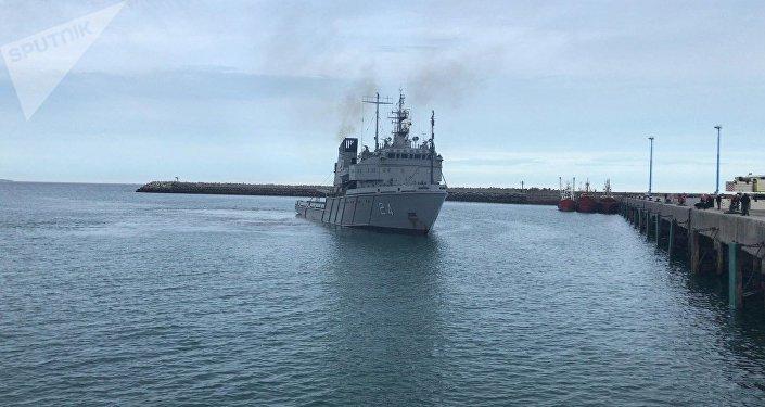 Sonar detecta novo indício nas buscas por submarino argentino desparecido