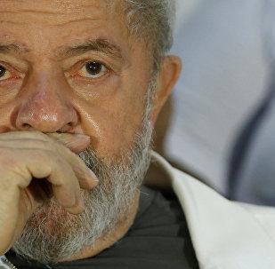 Ex-presidente do Brasil, Luiz Inácio Lula da Silva, foto de arquivo