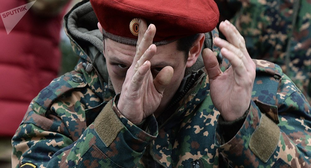 Boinas vermelhas  por que estas forças especiais executam tarefas mais  difíceis  (FOTOS) 00072a236f4