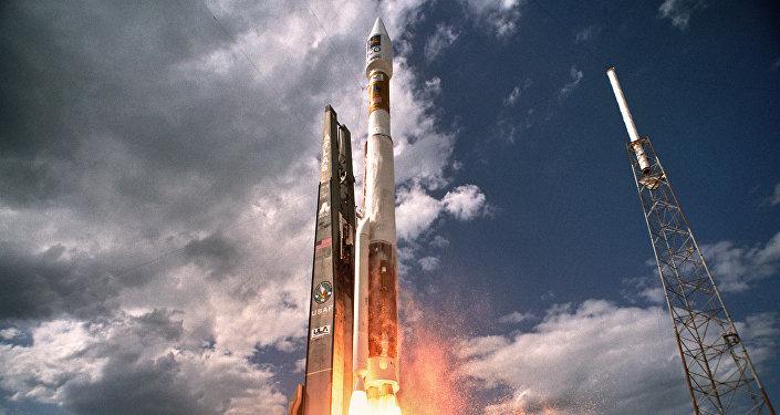 Lançamento do Atlas AV-014 ICO G1