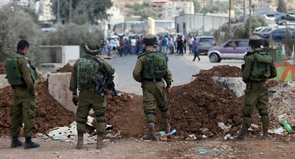 Soldados israelenses (foto de arquivo)