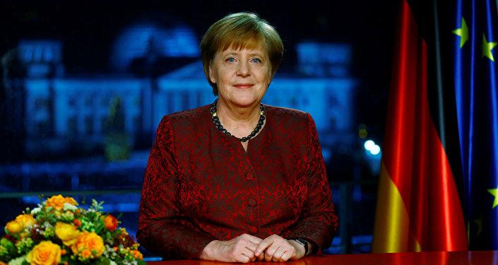 Merkel otimista com acordo para governo