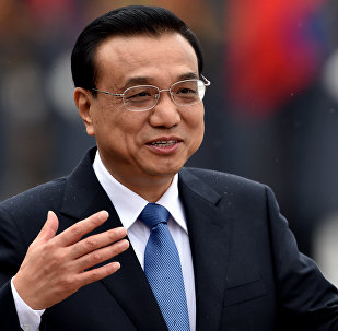 Li Keqiang, primeiro-ministro chinês (arquivo)